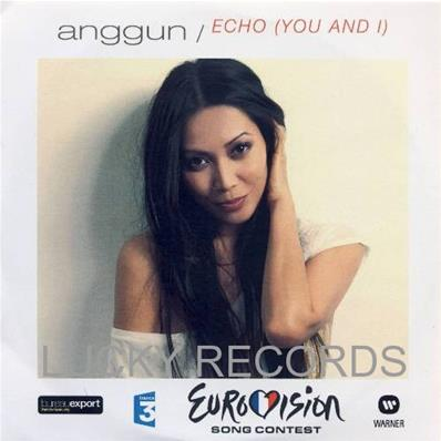 ANGGUN / ECHO (YOU AND I) / EUROVISION 2012 / CDR PROMO FRANCE