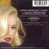 GWEN STEFANI / COOL / CDS FRANCE