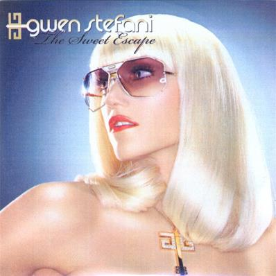 GWEN STEFANI / THE SWEET ESCAPE / CD PROMO FRANCE