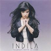 INDILA / TOURNER DANS LE VIDE / CD SINGLE PROMO 2014