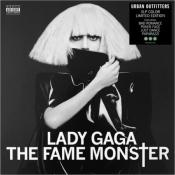 LADY GAGA / THE FAME MONSTER / COFFRET 3 VINYLES LP / URBAN OUTFITTERS / USA 2020