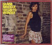I BEGIN TO WONDER / MAXI CD EUROPE 2003