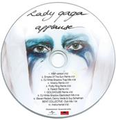LADY GAGA / APPLAUSE 10 REMIXES / CD SINGLE PROMO / FRANCE 2013