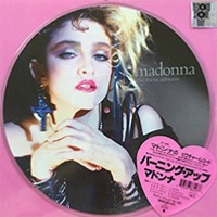 MADONNA - PICTURE DISQUES