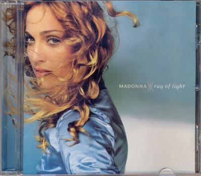 RAY OF LIGHT / CD MALAISIE