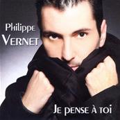 PHILIPPE VERNET / JE PENSE A TOI / CD SINGLE