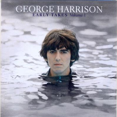 GEORGE HARRISON (THE BEATLES) EARLY TAKES VOL.1 / CD PROMO FRANCE 2012