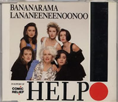 HELP / BANANARAMA / CDS