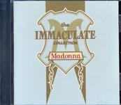 THE IMMACULATE COLLECTION / CD CANADA 2