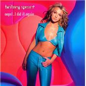 OOPS!...I DID IT AGAIN / BRITNEY SPEARS / LP 33 TOURS VINYLE VIOLET ET OR / URBAN OUTFITTERS USA 2020