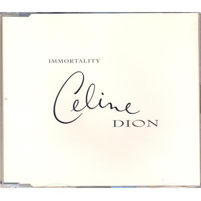 CELINE DION / IMMORTALITY / CDS PROMO EUROPE