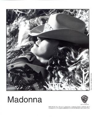 MADONNA / PHOTO N° 7 / PROMO WB RECORDS 2000