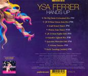HANDS UP / REMIXES / CD MAXI FRANCE