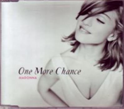 ONE MORE CHANCE / CDS ALLEMAGNE