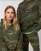 SWEAT CAMOUFLAGE TAILLE M MADAME X / MAE COUTURE MADONNA EXCLUSIVITE 2020