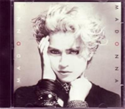 MADONNA - THE FIRST ALBUM / CD BRESIL