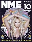 BRITNEY SPEARS / NME MAGAZINE UK 2016