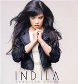 INDILA / DERNIERE DANSE / CD SINGLE PROMO LUXE 2013