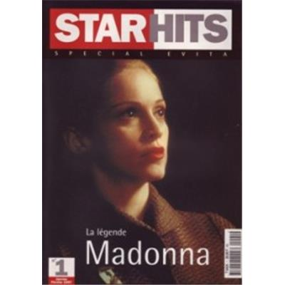 MAGAZINE STAR HITS N°1 LA LEGENDE MADONNA / FRANCE
