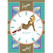 CALENDRIER KYLIE MINOGUE OFFICIEL DANILO UK 2020