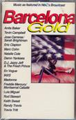 CASSETTE BARCELONA GOLD / MADONNA THIS USED TO BE MY PLAYGROUND / K7 ALBUM USA