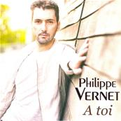 PHILIPPE VERNET / A TOI / CD SINGLE