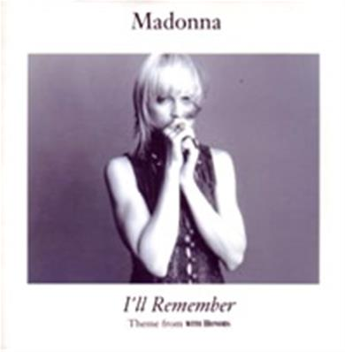 I'LL REMEMBER / CDS FRANCE