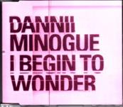 I BEGIN TO WONDER / CDS PROMO