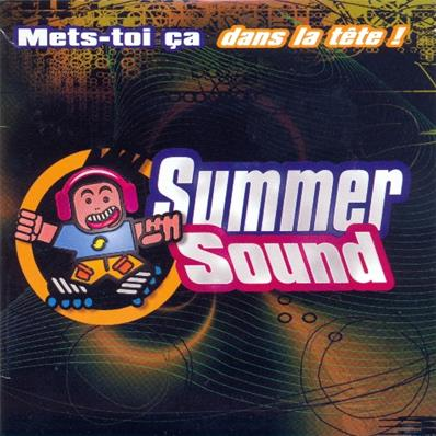 COMPIL WARNER SUMMER SOUND / CD SAMPLER PROMO FRANCE 1997