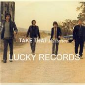 PATIENCE / TAKE THAT CDR SINGLE PROMO FRANCE