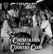 Lana Del Rey - Chemtrails Over The Country Club Urban Outfitters Green LP