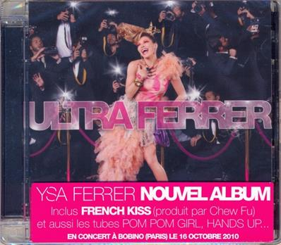ULTRA FERRER / CD ALBUM SIMPLE
