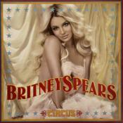 CIRCUS / BRITNEY SPEARS / LP 33 TOURS VINYLE RED GOLD WHITE / URBAN OUTFITTERS USA 2020