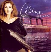 CELINE DION / MY HEART WILL GO ON (LOVE THEME FROM TITANIC) / CDS FRANCE