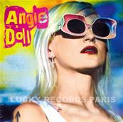 ANGIE DOLL / CD EP PROMO FRANCE