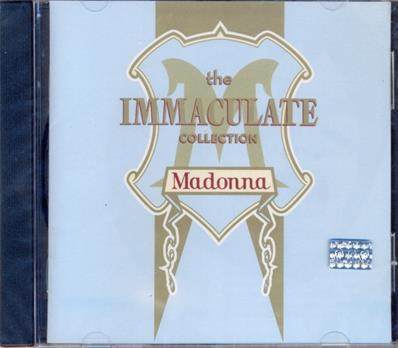 THE IMMACULATE COLLECTION / CD ARGENTINE