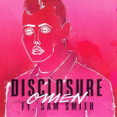 OMEN / DISCLOSURE FEAT. SAM SMITH / CD SINGLE PROMO / FRANCE 2015