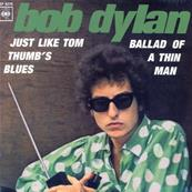 BOB DYLAN / BALLAD OF A THIN MAN / DISQUAIRE DAY 2020