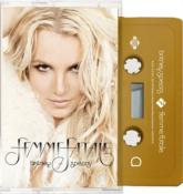 FEMME FATALE / BRITNEY SPEARS / CASSETTE K7 AUDIO / URBAN OUTFITTERS USA 2021