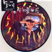 DAVID BOWIE / ZEROES 2018 / 45 TOURS PICTURE DISC / UK 2018