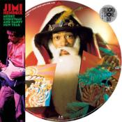 "JIMI HENDRIX / MERRY CHRISTMAS AND HAPPY NEW YEAR / 12"" PICTURE DISC / BLACK FRIDAY 2019"