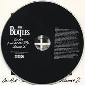 BEATLES / ON AIR - LIVE AT THE BBC VOL. 2 / CD SINGLE PROMO UK 2013