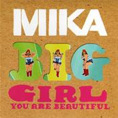 BIG GIRL (YOU ARE BEAUTIFUL) / CDS PROMO EUROPE