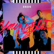 YOUNG BLOOD / 5 SECONDS OF SUMMER / CD SINGLE PROMO FRANCE 2018