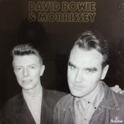 DAVID BOWIE & MORISSEY / COSMIC DANCER / LIVE / 45 TOURS