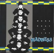 "MADNESS / WORK REST & PLAY / 2 x 45 TOURS 7"" TRIPLE POCHETTE OUVRANTE / DISQUAIRE DAY 2020"