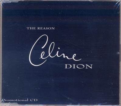 CELINE DION / THE REASON / CDS PROMO EUROPE