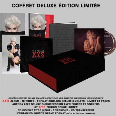 XYZ / YSA FERRER / COFFRET COLLECTOR 2019