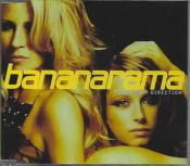 MOVE IN MY DIRECTION / BANANARAMA / CDS 4 TITRES + VIDEO / ALLEMAGNE 2006