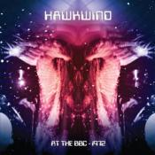 HAWKWIND / AT THE BBC 1972 / 2 X 33 TOURS LP / DISQUAIRE DAY 2020